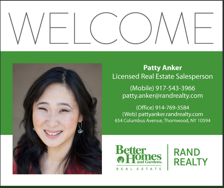 Welcome Patty Anker to Better Homes & Gardens Rand Realty